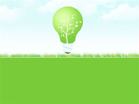 high quality templates for powerpoint energy conservation powerpoint template go green