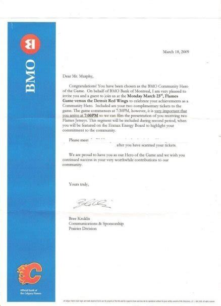 letter from bank of montreal thankasoldier s