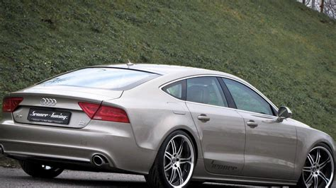 Audi A7 3 0 Tdi Tuning audi a7 3 0 tdi by senner tuning