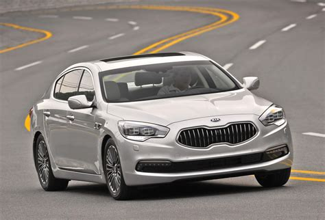 Kia Cars Names Kia Names K9 Luxury Sedan Quot Quoris Quot Outside Korean Market