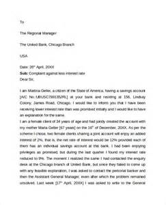 sample professional letter format 9 download free