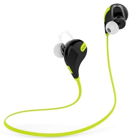Earphone Bluetooth Sport Qy7 Oem earphone bluetooth sport dengan mic qy7 oem green jakartanotebook
