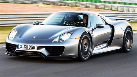 Porsche 918 Spyder 0 60 2015 Porsche 918 Spyder Test Fastest 0 60 Time