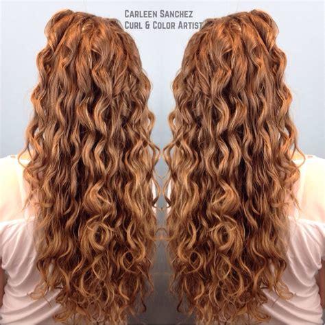 mermaid waves perm mermaid curls hair mermaid curls by carleen sanchez yelp