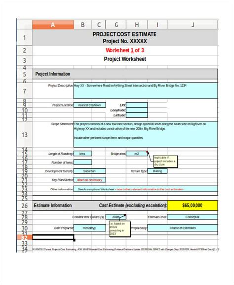 8 Excel Project Management Templates Free Premium Templates Project Management Fee Template