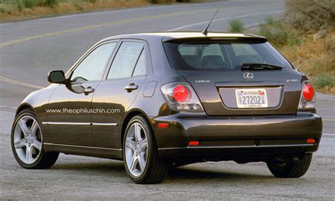 What A Hatchback Es Might Look Like Clublexus