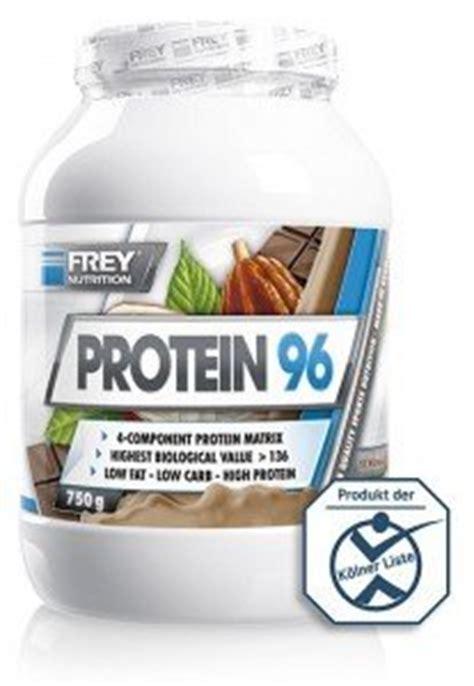 protein 96 test mehrkomponenten protein test analysen vergleich 2018