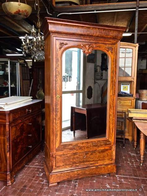 armadi antichi vendita antichit 224 il tempo ritrovato antiquariato e restauro