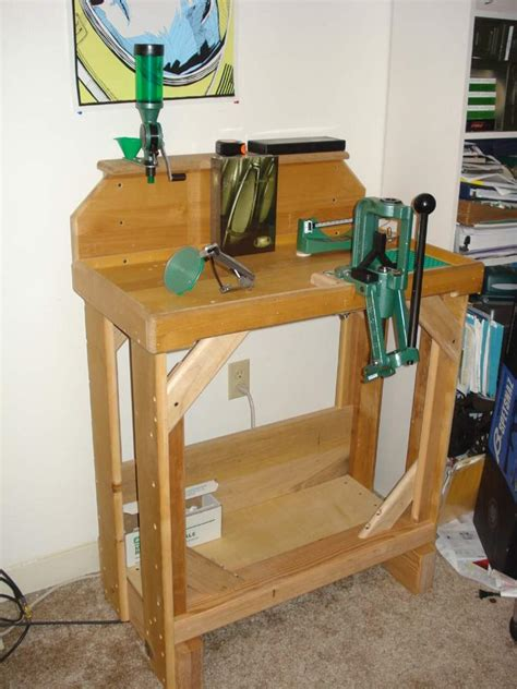 small reloading bench new reloading bench northwest firearms