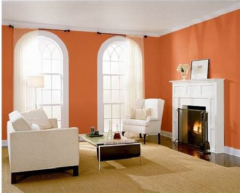 Pumpkin Spice Paint Living Room by 17 Best Images About Behr Paint Color On