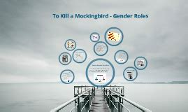 theme of gender roles in to kill a mockingbird to kill a mockingbird gender roles by lanette m on prezi