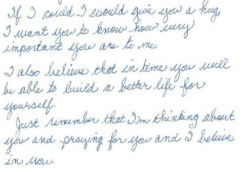 Letter Closing In Him A Lovely Letter Of Support For Our Youth Covenant House Vancouver