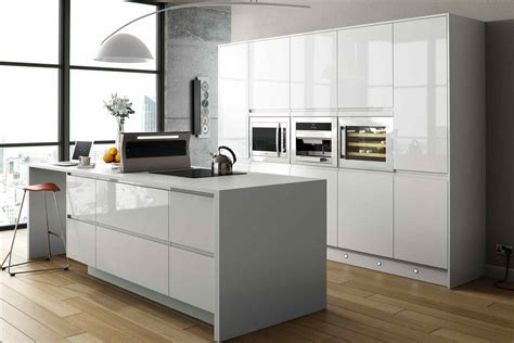 White Gloss Kitchens For Sale Deductour Com Kitchen Furniture White