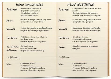 menu per banchetti 249 ristorante sant agata