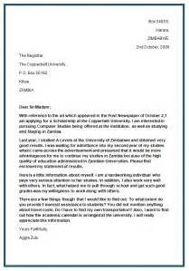Application Letter Template 8 Application Letter Exles Free Ledger Paper