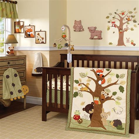 Crib Bedding For Boys Lambs 7 Crib Set Echo Lambs Bedtime Babies Quot R Quot Us Nursery Forest