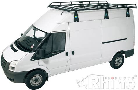 Ford Transit Roof Racks Used by Ford Transit H2 High Roof L1 Swb 2000 To 2013 Roof