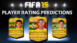 how to get ronaldos hair fifa 15 fifa 15 player rating predictions stats ft ronaldo
