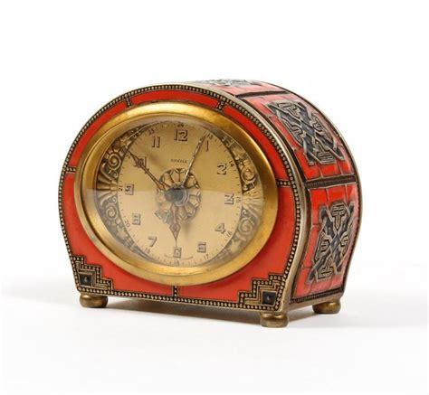 kienzle luxury designer alarm clock deco style with in
