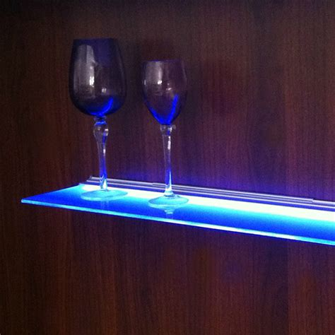 Credence Lumineuse Alinea by Etagere Murale Avec Lumiere