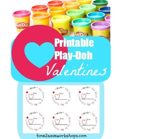 23 Printable Valentine Cards for Teachers and Classmates   Kasey Trenum