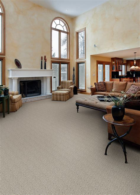 livingroom carpet bistango herringbone carpet traditional living room