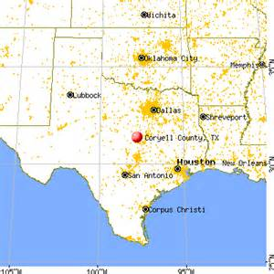 coryell county map coryell county detailed profile houses real