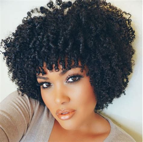 Hairstyles For Medium Length Hair 4a by How To Make Your Curls Pop Wash And Go Type 3c