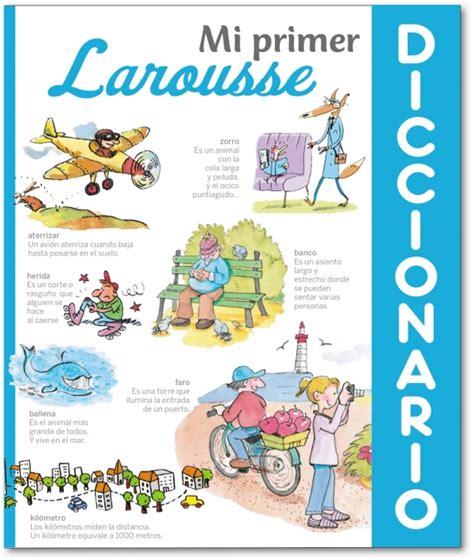 mi primer diccionario larousse larousse