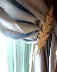 curtain tieback ideas creative ideas for curtain tiebacks