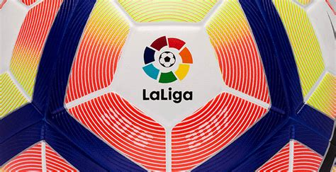 la liga nike 16 17 la liga ball revealed new ball deal announced