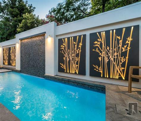Garden Wall Panels Reeds Outdoor Screening And Wall Panels Contemporary