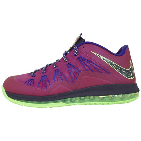 lebron basketball shoes nike air max lebron x low basketball shoes sneakers ebay