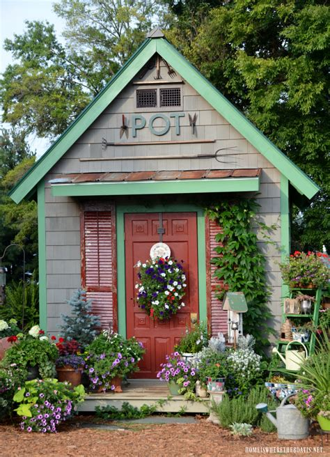 she shed pinterest our shed in quot she sheds quot a giveaway living vintage