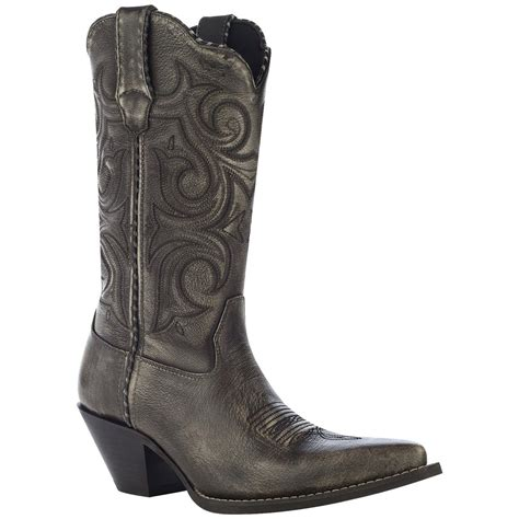 womans western boots s crush by durango 174 11 quot scall upped western boots