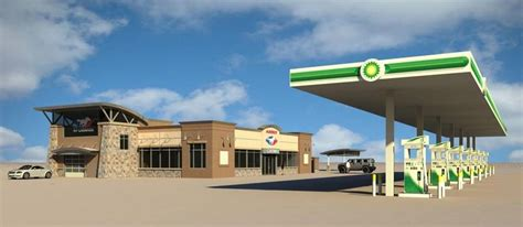 Design Plan gas station car wash ok d in arlington heights algonquin