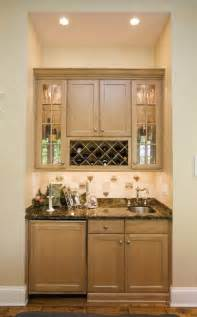 kitchen bar cabinet wine rack and sink