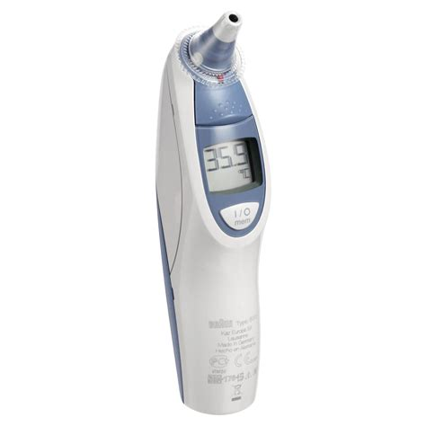 Braun Ear Thermometer digital thermometers braun thermoscan lens filters x 40 special offers