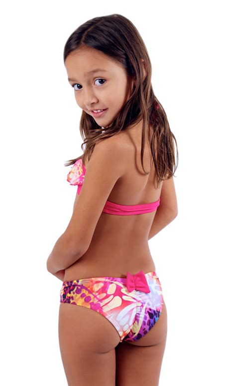 Little Girls Swimwear Bikinis Rear View | young girl back bikini images usseek com