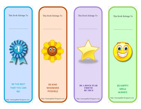 printable bookmarks for books free free printable motivational quotes bookmark for kids