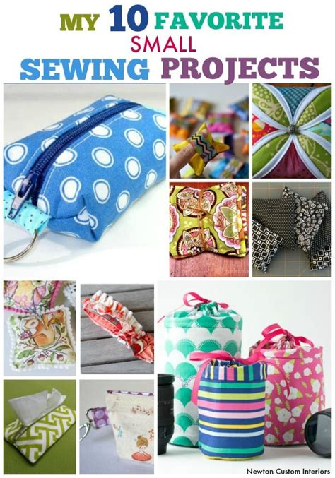small craft projects with fabric 25 best ideas about small sewing projects on