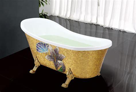 french bathtubs hs b511 2 fiberglass claw foot tub french slipper bathtub