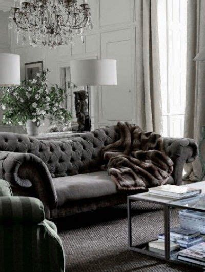 Design Ideas For Grey Velvet Sofa 1125 Best Images About Dove Gray Home Decor On Shades Of Grey Concrete Walls