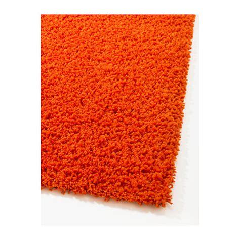 orange rugs ikea hen rug high pile orange 80x80 cm ikea