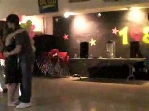 good slow dances for prom homecoming slow dance mhs 26 1 08 youtube