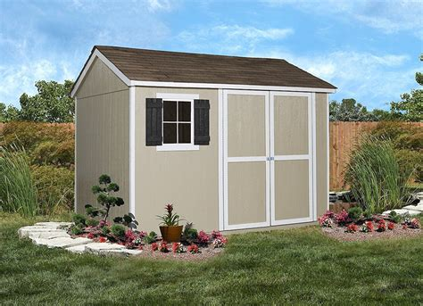 best sheds handy home products avondale wooden storage shed best