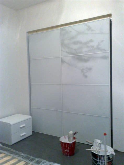 porte scorrevoli armadio a muro foto realizzazione armadio a muro con porte scorrevoli 2
