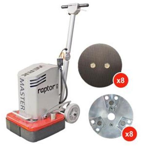 werkmaster raptor xti concrete grinder polisher 001 0102