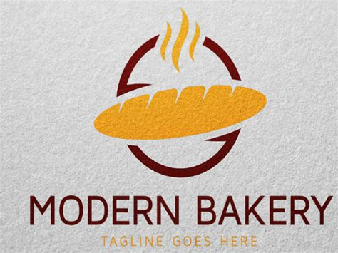 bakery logo  psd ai vector eps format