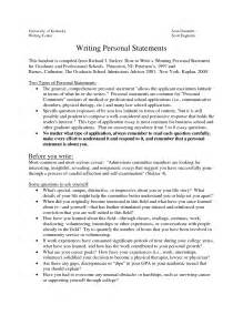 how to write a professional personal statement custom